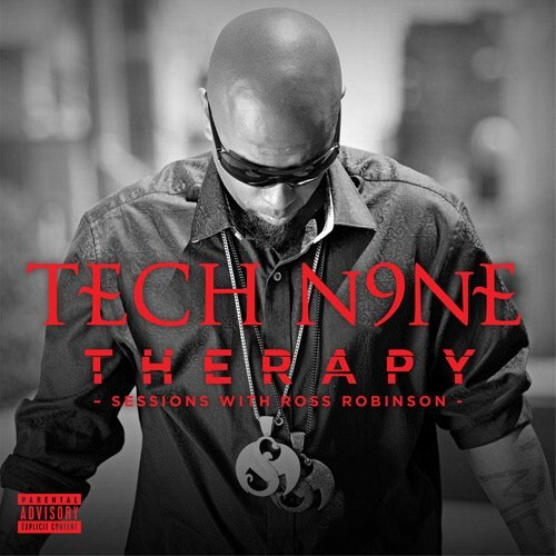 Tech N9ne - Therapy: Sessions With Ross Robinson EP (2013)