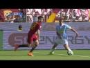 Чемпионат Италии 2017 2018 34 й тур СПАЛ Рома 2 тайм 720 HD