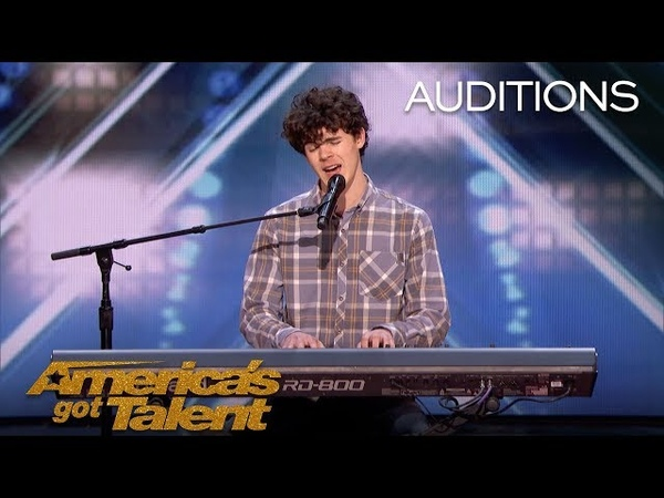Joseph O'Brien: Singer Crushes Rendition Of Hello by Lionel Richie - America's Got Talent 2018