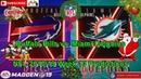 Buffalo Bills vs. Miami Dolphins | NFL 2018-19 Week 13 | Predictions Madden NFL 19