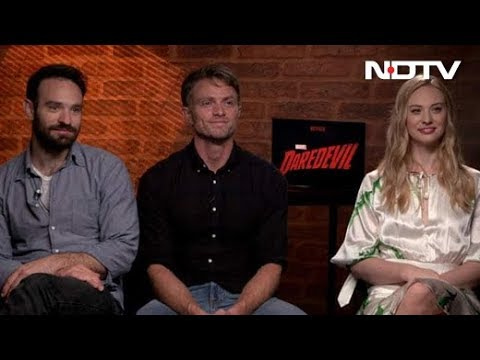 Action Takes A Toll On Your Body: 'Daredevil' Star Charlie Cox