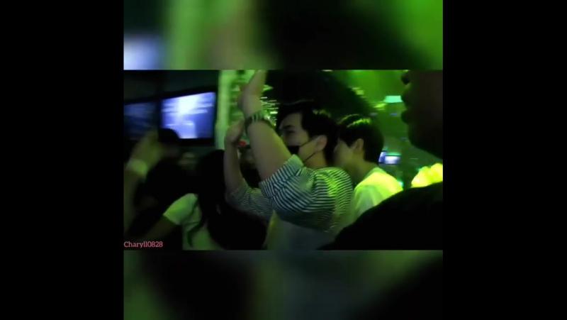 DonghoDJ Rushin Justin - Live in Manila at House Manila (16.12.17)