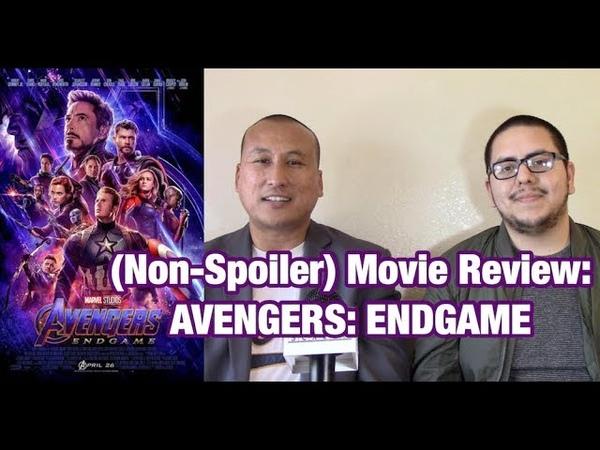 Non Spoiler Movie Review Marvel Studios' 'AVENGERS ENDGAME'