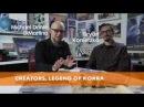 Аватар: Легенда о Корре - создатели о 11 и 12 серии второй книги(Rus Sub)