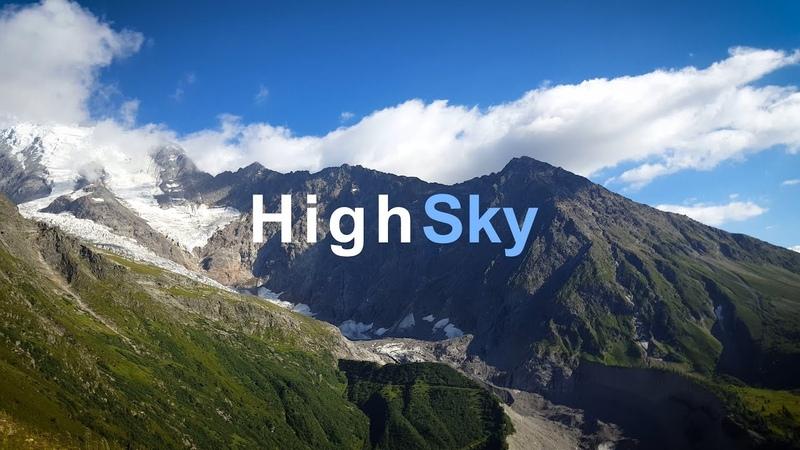 Mont Blanc • Haute-Savoie • Drone Mavic Pro 4K