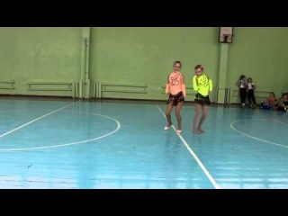Данс джаз дуэт Давыдова / Патыченко. Дети 9-12 лет