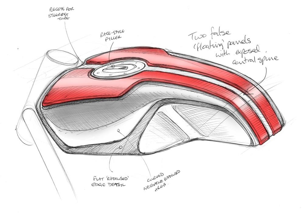 Компания Moto Corsa разрабатывает 2-литровый нейкед-байк