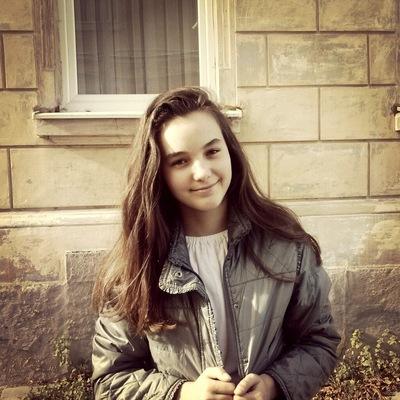 Марія Любінська, 2 мая 1992, Львов, id119806815
