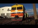 Vilciena mašīnista darba diena
