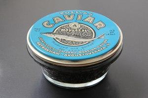 Купить черную икру в Санкт-Петербурге с доставкой до