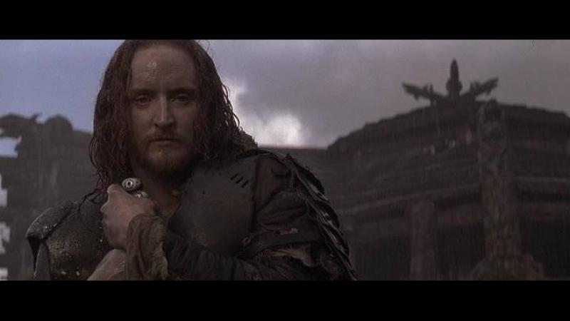 Ночное сражение у стен поселения викингов