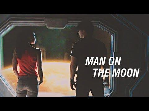 Bellamy Raven Man on the Moon