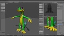 Gex the gecko 3d model edit 03 01 2019