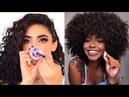 Os Cabelos Cacheados Mais Lindos do Instagram 13 ♥ Cheias de Charme Tutoriais 2018
