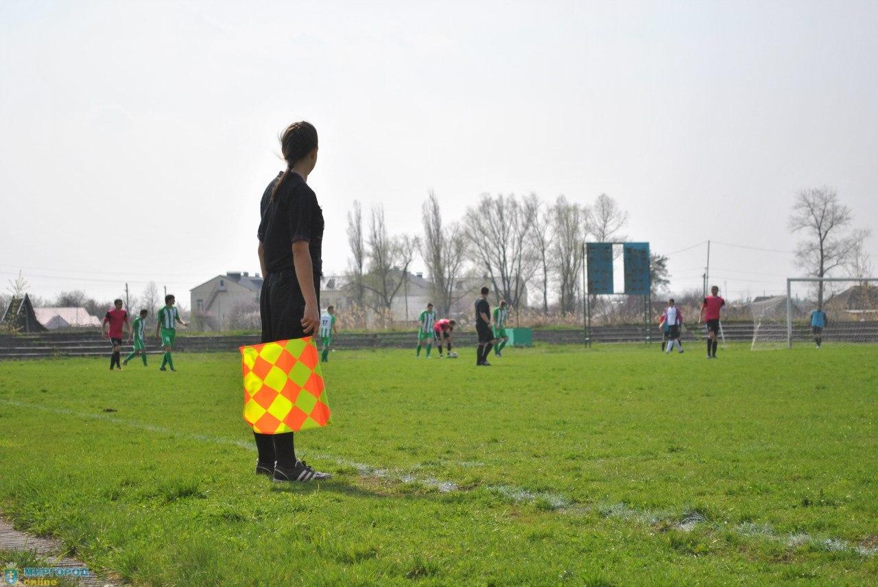 Футбол в Миргороді