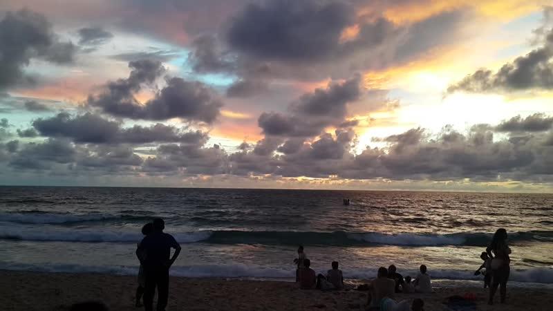21.10.2018 Thailand, Phuket, Karon beach
