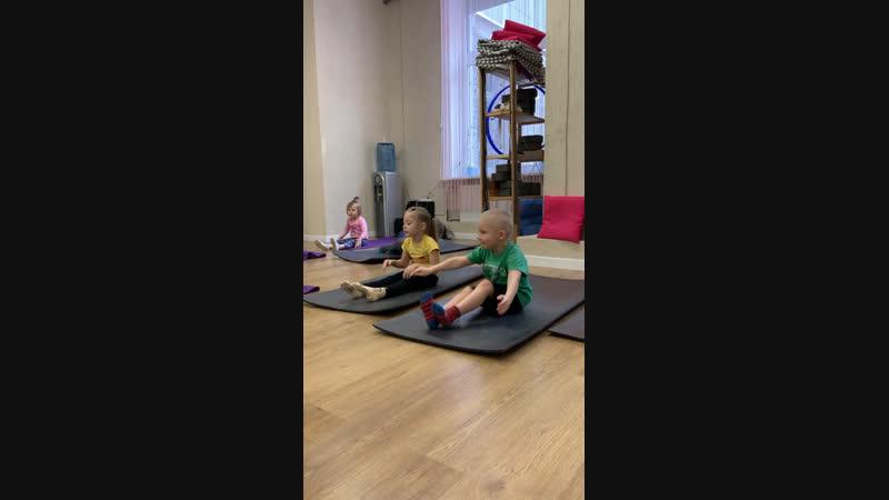 Ритмика для детей от 3-х лет