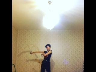 "Mariana Ten on Instagram: ""S-relation smth. #firefans #fireshow #firespinning #techfans #spinspinspin #morepractice #огненныевеера #огненноешоу #m10firefans…"""