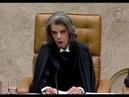 ( Nova Ordem Mundial) Discurso de posse de Cármen Lúcia como Presidente do STF