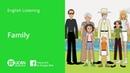 Learn English Via Listening| Elementary - Lesson 47. Family