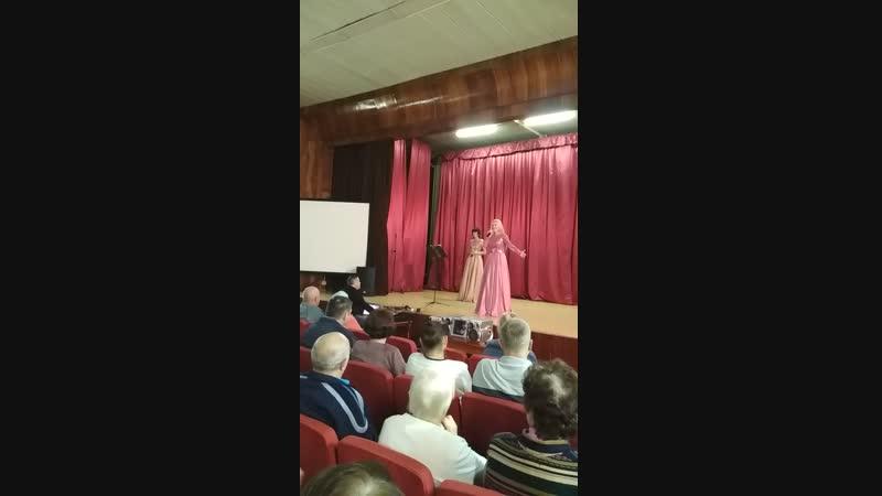 5 заезд концерт Татьяна Андина