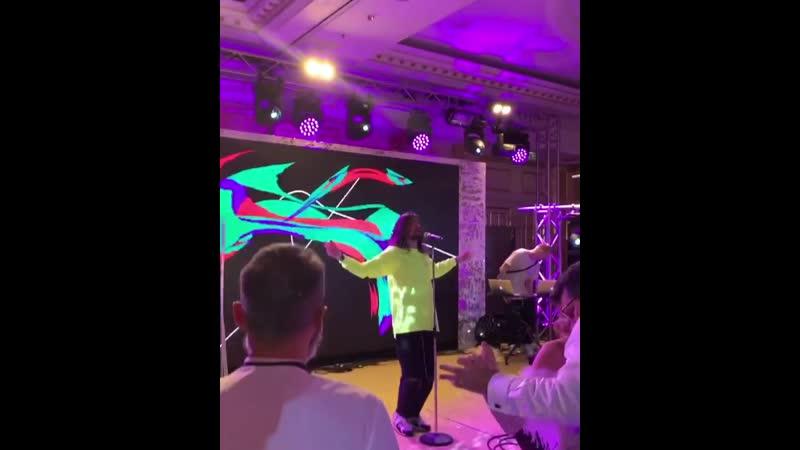 ТТК АГОНЬ 16 02 2019 The Ritz Carlton Москва