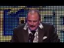 Джейк Змея говорит вступительную речь в Корридор Известности