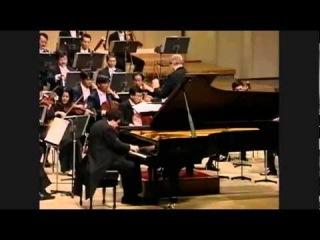 YEFIM BRONFMAN & NHK SyO HERBERT BLOMSTEDT dir  BARTOK CONCERTO Nº1 Part I LIVE 1994
