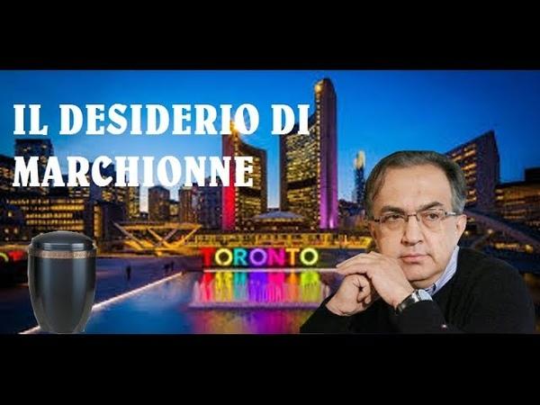 RISOLTO IL MISTERO S.MARCHIONNE.ADESSO SAPPIAMO DOV'E' ,FUNERALE E SEPOLTURA