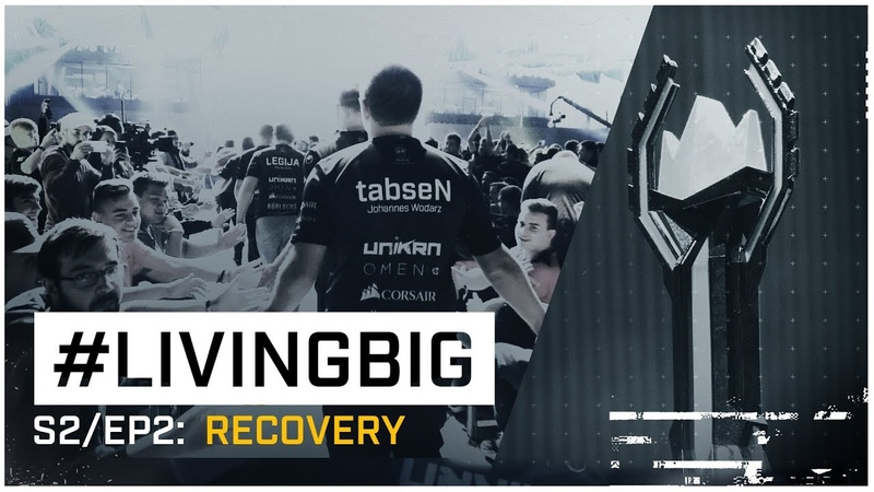 LivingBIG S2 EP2: Recovery | FACEIT Major 2018 by OMEN by HP