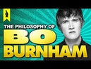 The philosophy of bo burnham wisecrack edition