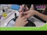Идеальный френч: Технология создания французского маникюра гель лаком КОТО