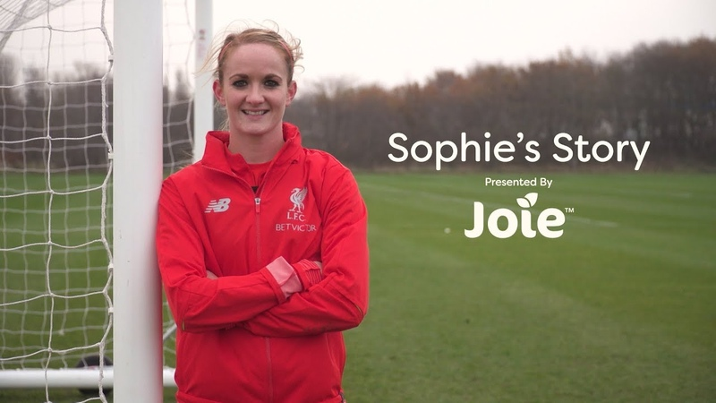 Sophie Bradley-Auckland: No Ordinary Footballer | Mum, care-home worker and LFC Captain