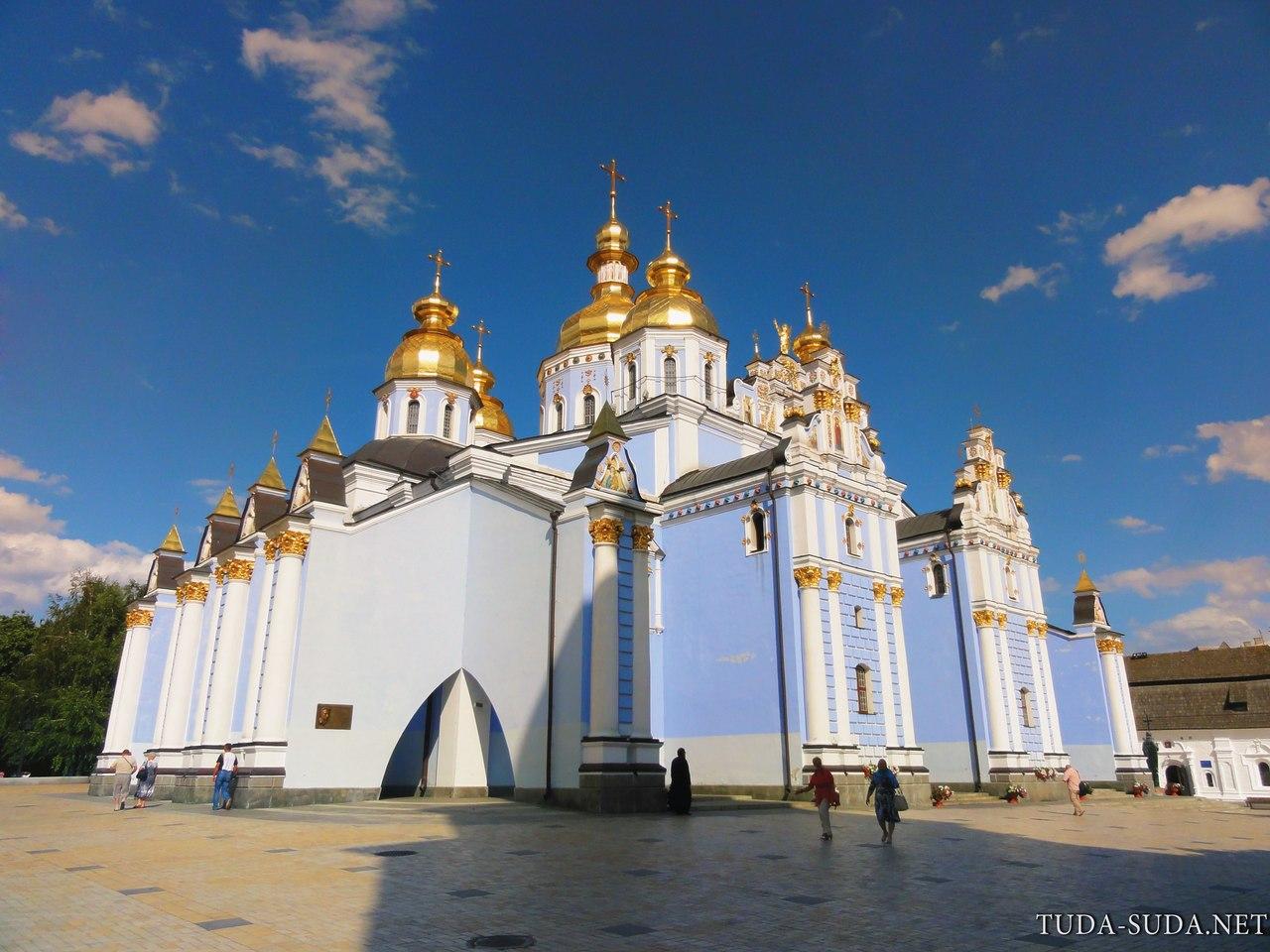 Интересные места Киева фото