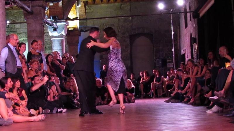 Fausto e Barbara Carpino Genova Festival Bravo 2018