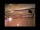 РеМоНт Часть 1 (демонтаж пластиковых панелей в ванной)