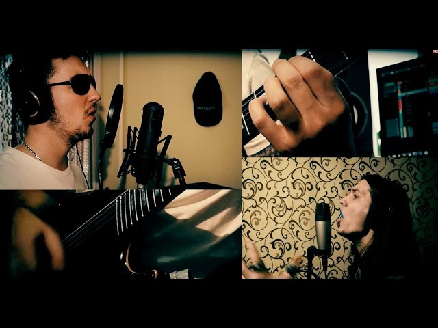 Deep Purple - Sail Away (cover by Max Ryanskiy feat. Artemij Ryabovol)