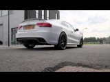 AUDI RS5 RS4 B8 Akrapovic evolution exhaust uitlaat & 20 inch BBS CH-R wheels
