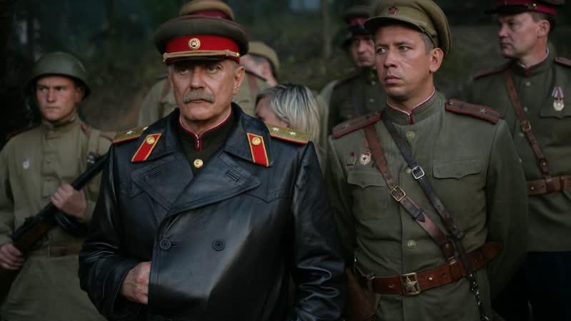 Мощный эпизод фильма и поучительный для генералов Цитадель