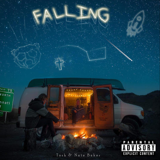 Tosh альбом Falling (feat. Nate Baker)