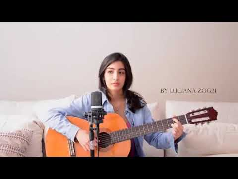 Say You Won't Let Go James Arthur Cover by Luciana Zogbi