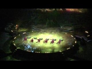 1 Часть Cirque Du Soleil 2018