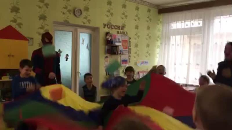 Поздравление Тимофея 6 лет Аниматор Детки Конфетки Крым