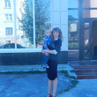 Наталия Бабина, 17 июля 1990, Березники, id180226268