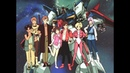 Обзор вселенной Gundam. Часть 3: Gundam ZZ/Mobile Suit Gundam: Char's Counterattack
