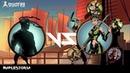Бой с осой. Shadow Fight 2