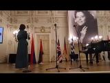 Торжественное открытие XII Международного конкурса юных вокалистов Елены Образцовой в Малом зале Санкт-Петербургской филармонии