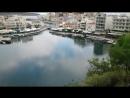 Греция Агиос Николаос о Крит июнь 2017 г