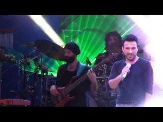 Tarkan-Firuze 28.09.2013 Kentpark-Ankara Konser sonu