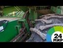 В Беларуси создали «умные» тракторы - МИР 24